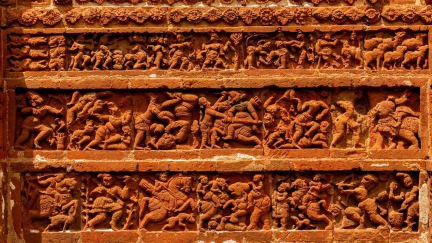 Guide to Terracotta Temples of Bishnupur
