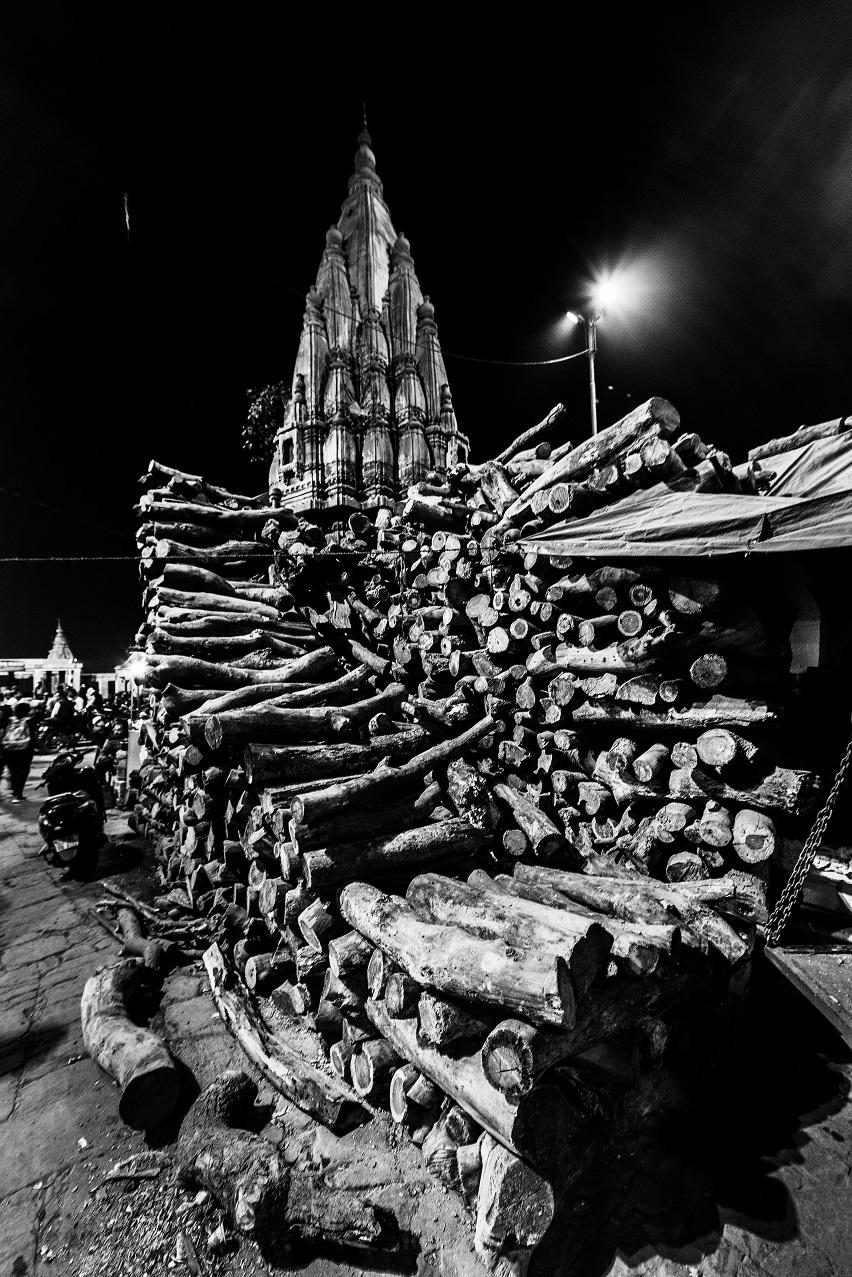 Manikarnika Ghat in Kashi