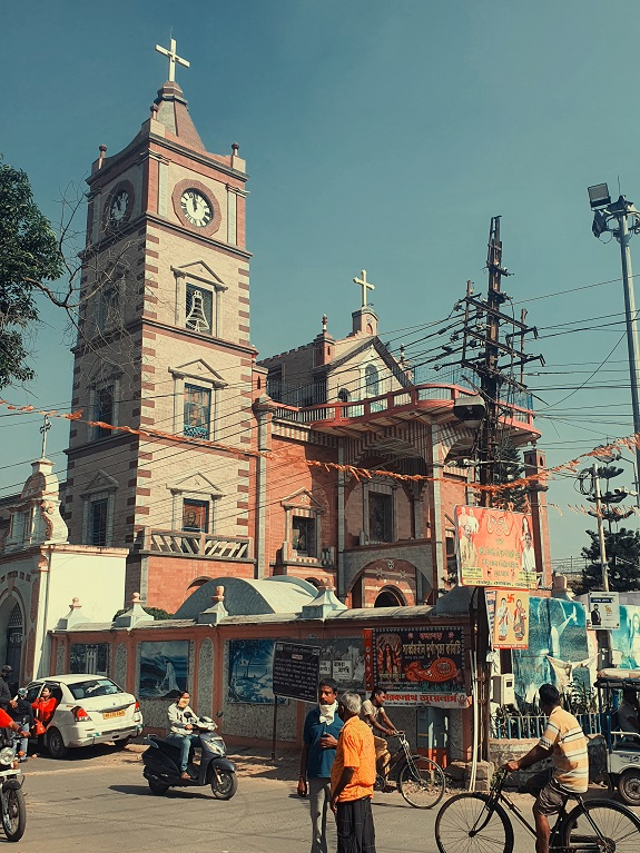 Bandel a day trip from Kolkata