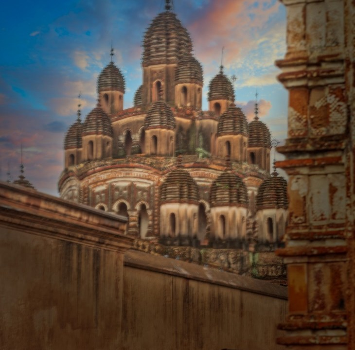 Ambika Kalna the temple town of Bengal
