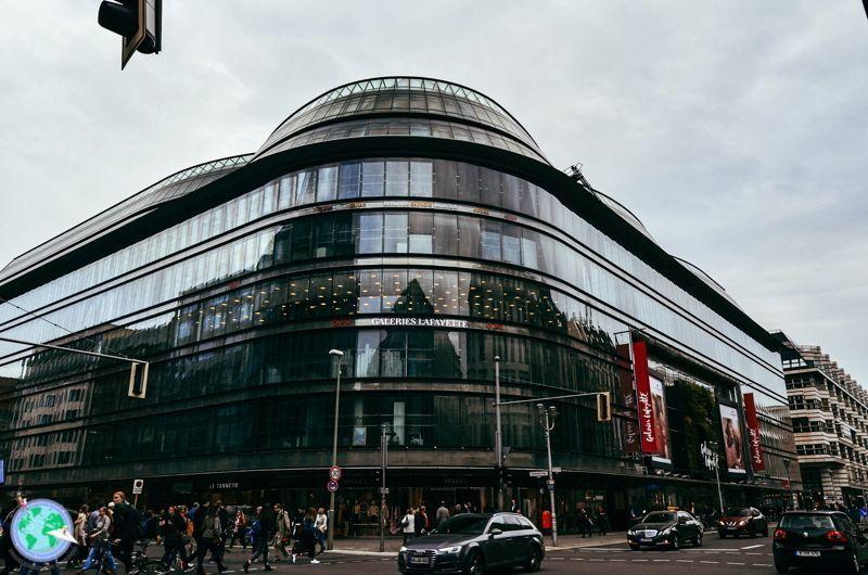 Berlin - Galerías Lafayette r1