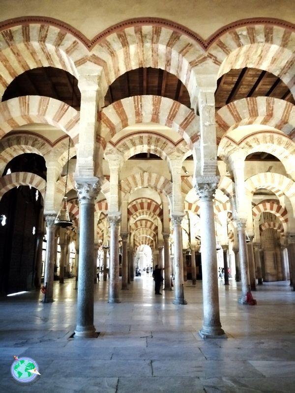 Arcos de la Mezquita