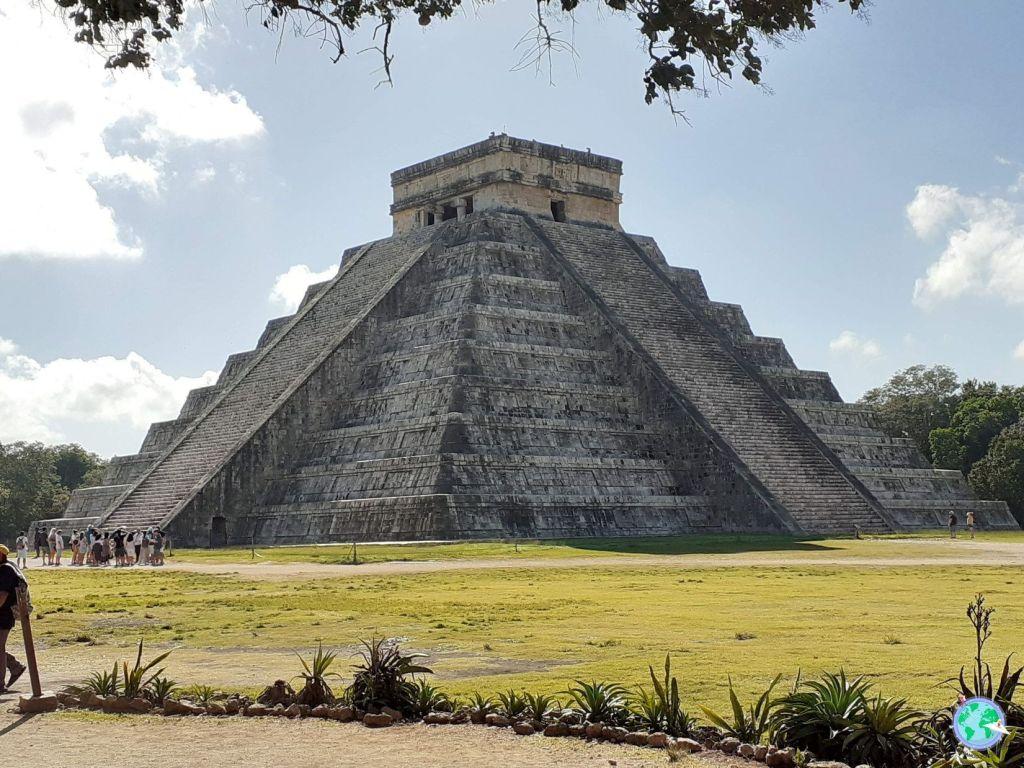 Itinerario mexico - chichen itza
