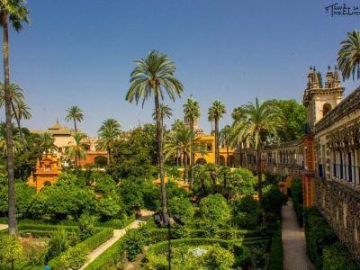 9 lugares que debes visitar en Sevilla
