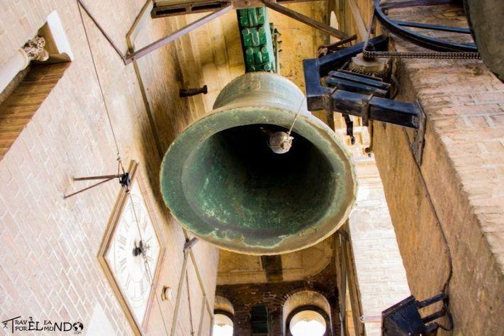 Campana de la torre de la Giralda