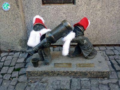 Los duendecillos de Wroclaw
