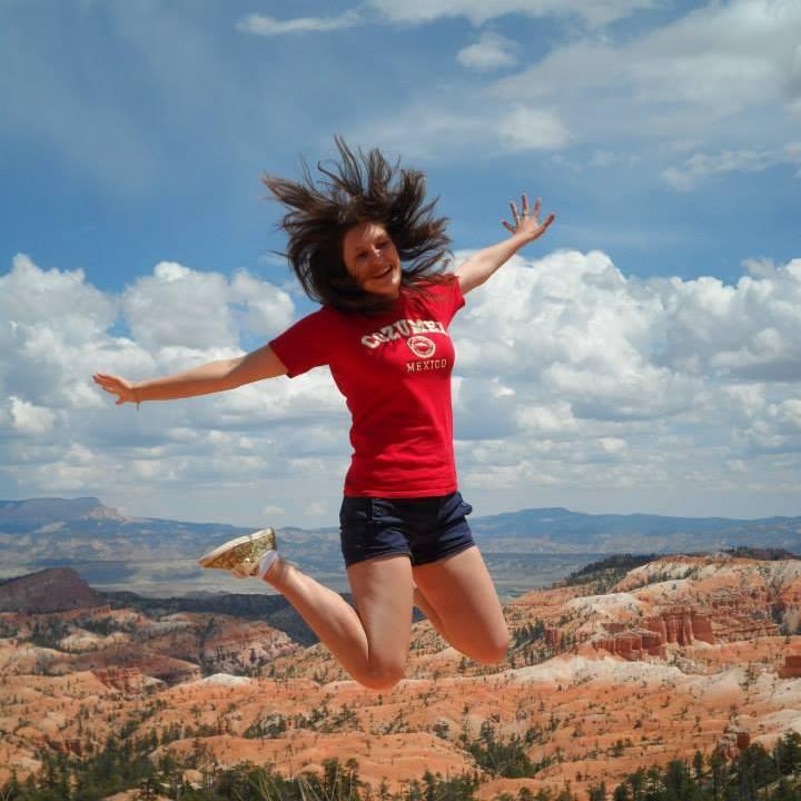 Marina about Travel Eat Blog Grand Canyon