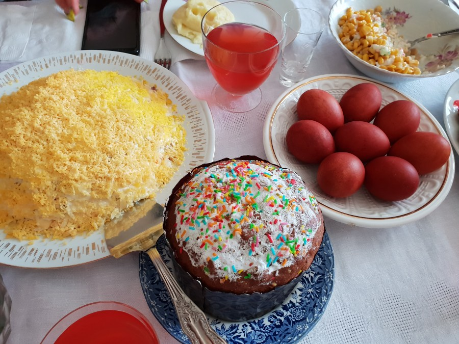 Easter and Maslenitsa in Russia