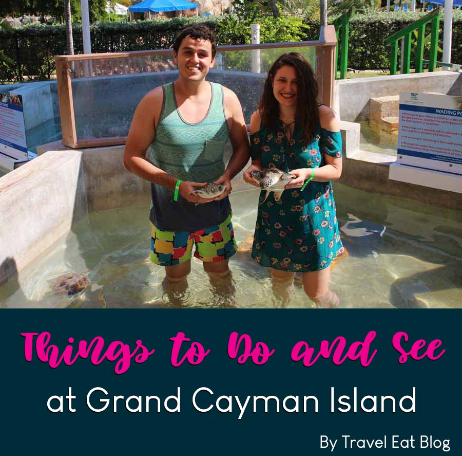 What to do at Grand Cayman Island