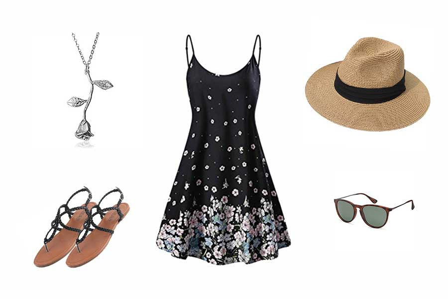 What to wear on the cruise women