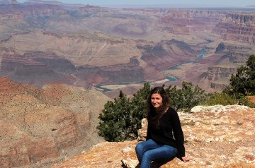 Grand Canyon View From the South Rim USA Bucket List