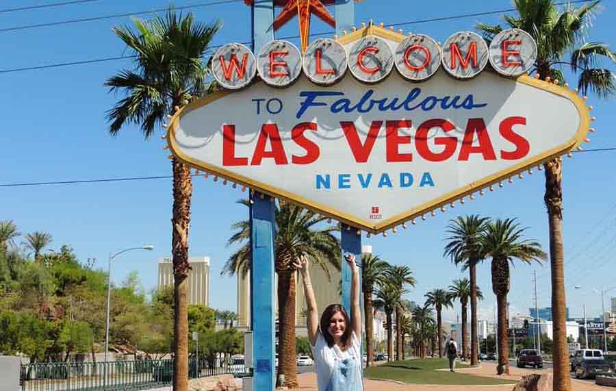 Las Vegas Strip USA Bucket List