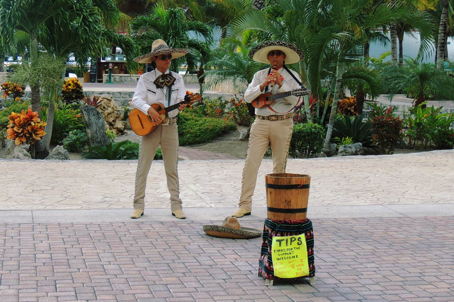 Learn More about Mexican Culture During the Amazing Race People Playing Music