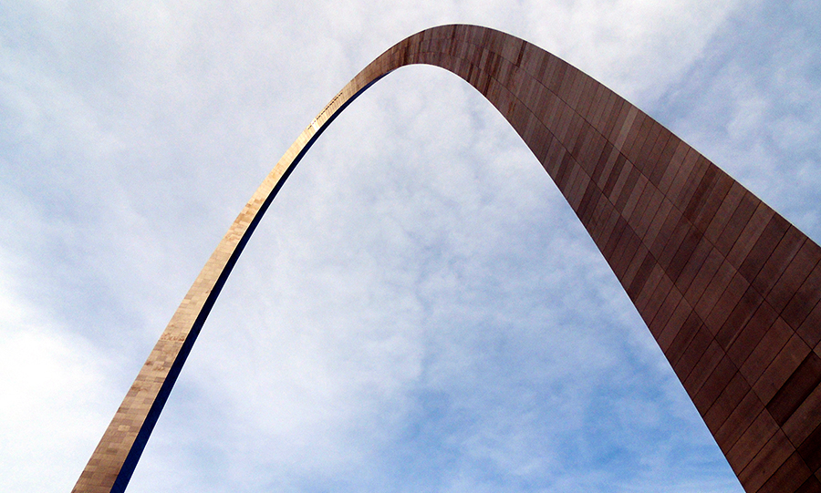 Saint Louis Arch USA Bucket List