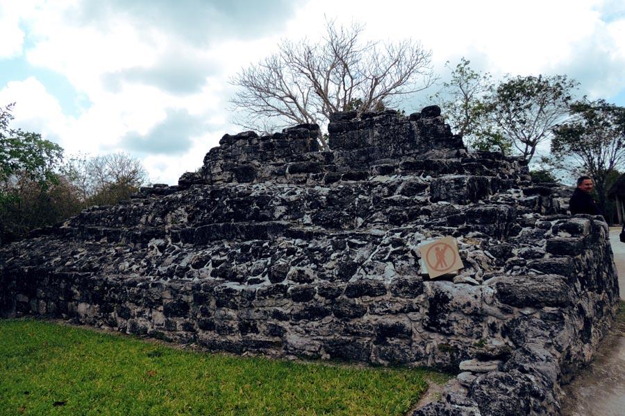 San Gervasio Archaeological Site Mayan Culture