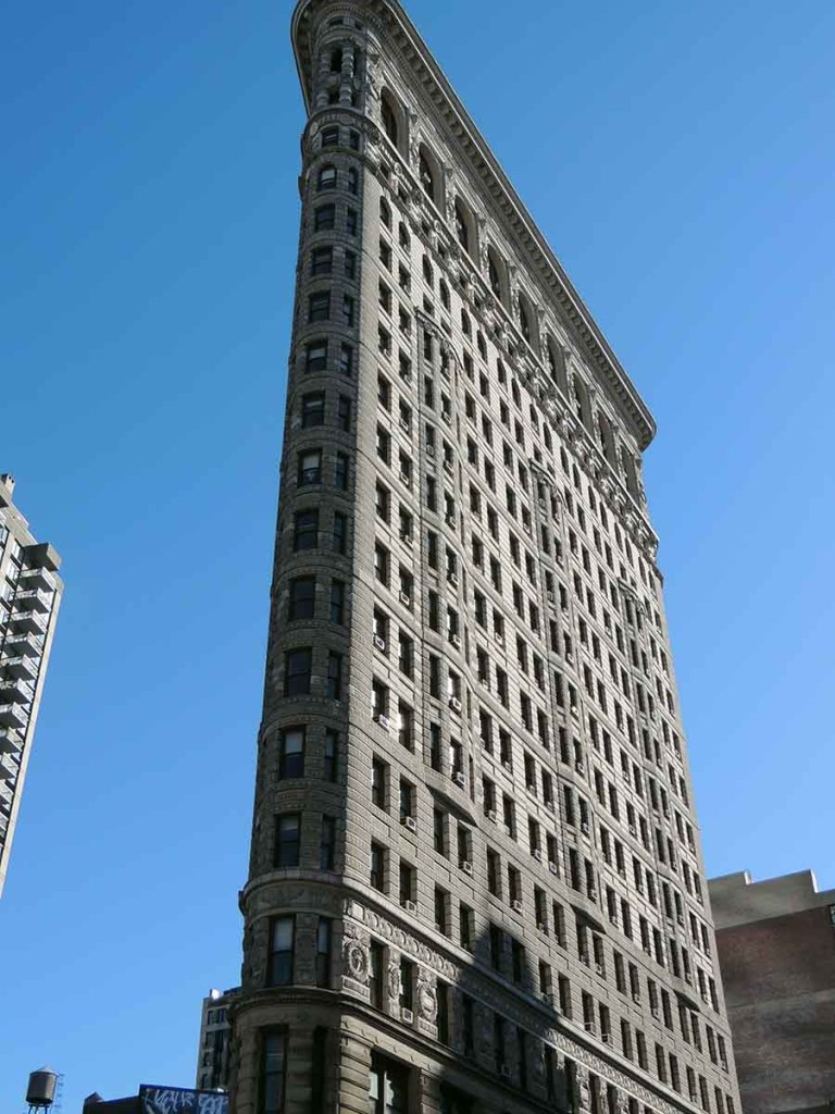 NYC Where to Go Flatiron Building
