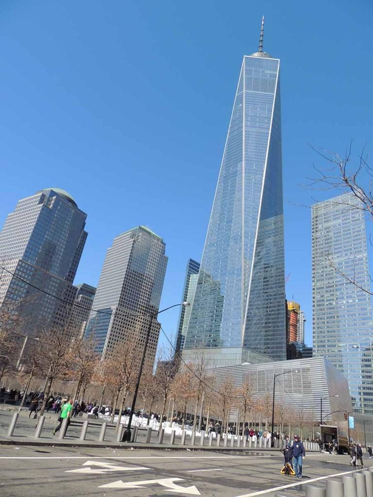 NYC Where to Go One World Trade Center