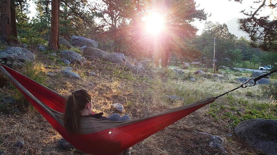 Camping Gear Eno Hammock