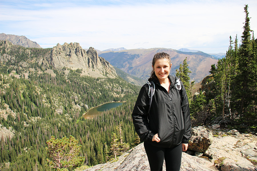 Fun and challenging hikes in the Rockies