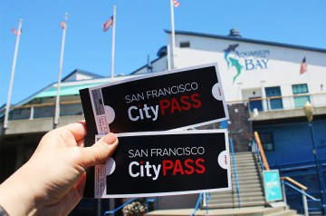 San Francisco CityPass Aquarium of the Bay