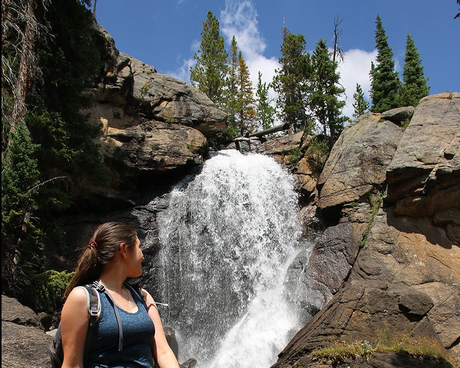 Ouzel Falls Hike