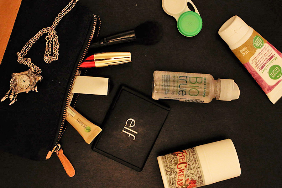 Study Abroad Packing List Toiletries