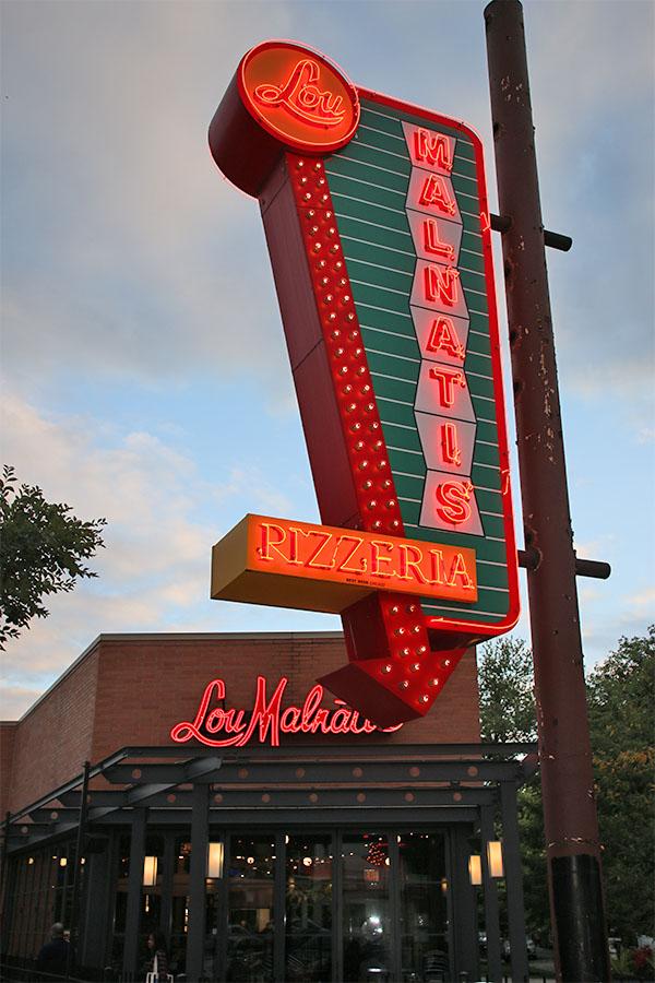 Lou Malnati's Pizza in Chicago