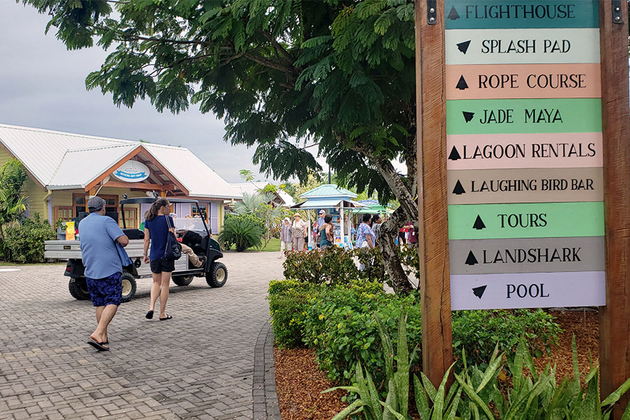 Things to do at Harvest Caye