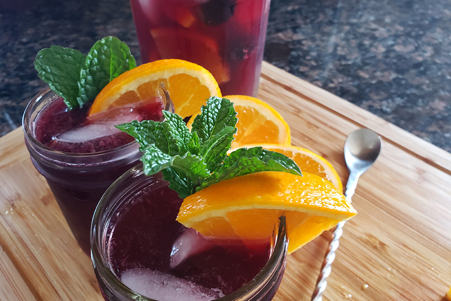 Traditional Red Sangria Recipe