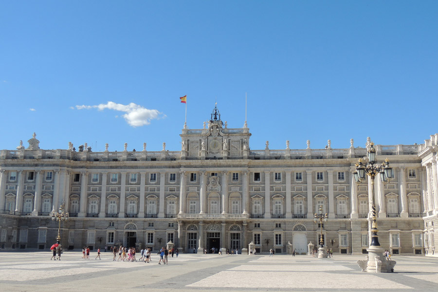 A trip from Barcelona to Madrid