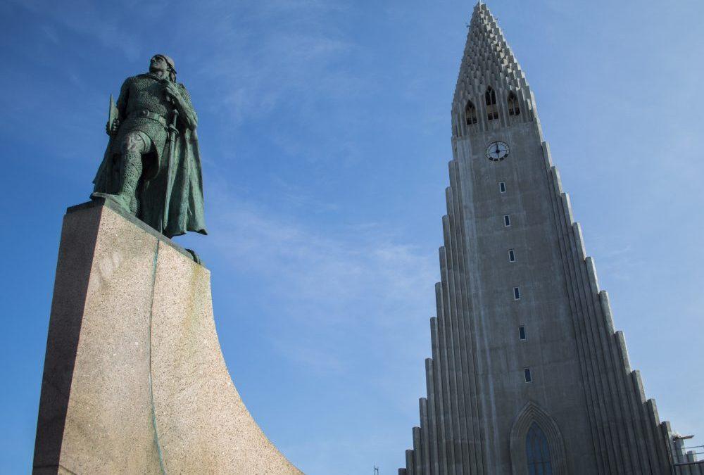 Indrukken van Reykjavik