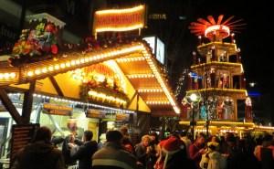 Christmas markets Europe