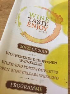 wine tasting Moselle Luxembourg