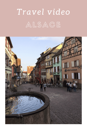 Alsace travel video
