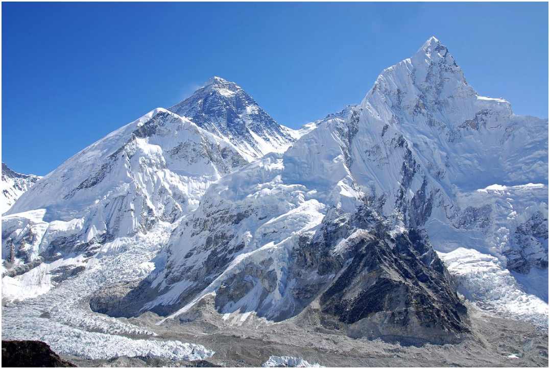 EVEREST BASE CAMP TREK : 17 Days