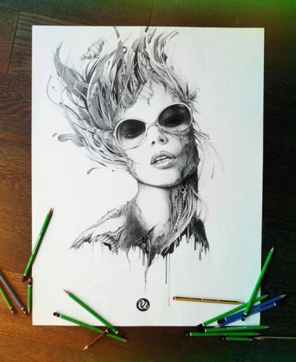 art by pez