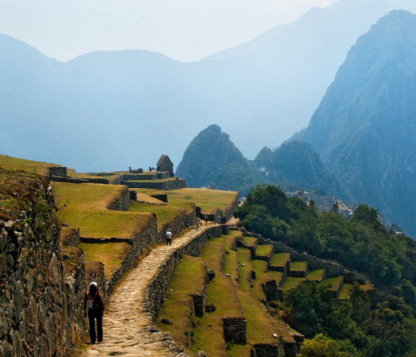 Machu Picchu World Heritage Site