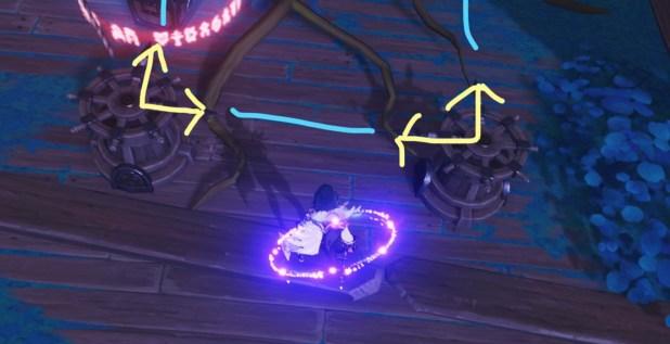 seiraimaru ship genshin impact puzzle