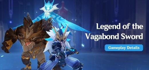 Legend of the Vagabond Sword