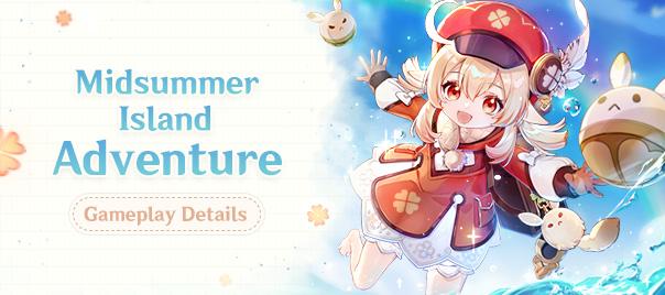 Midsummer Island Adventure Gameplay Details