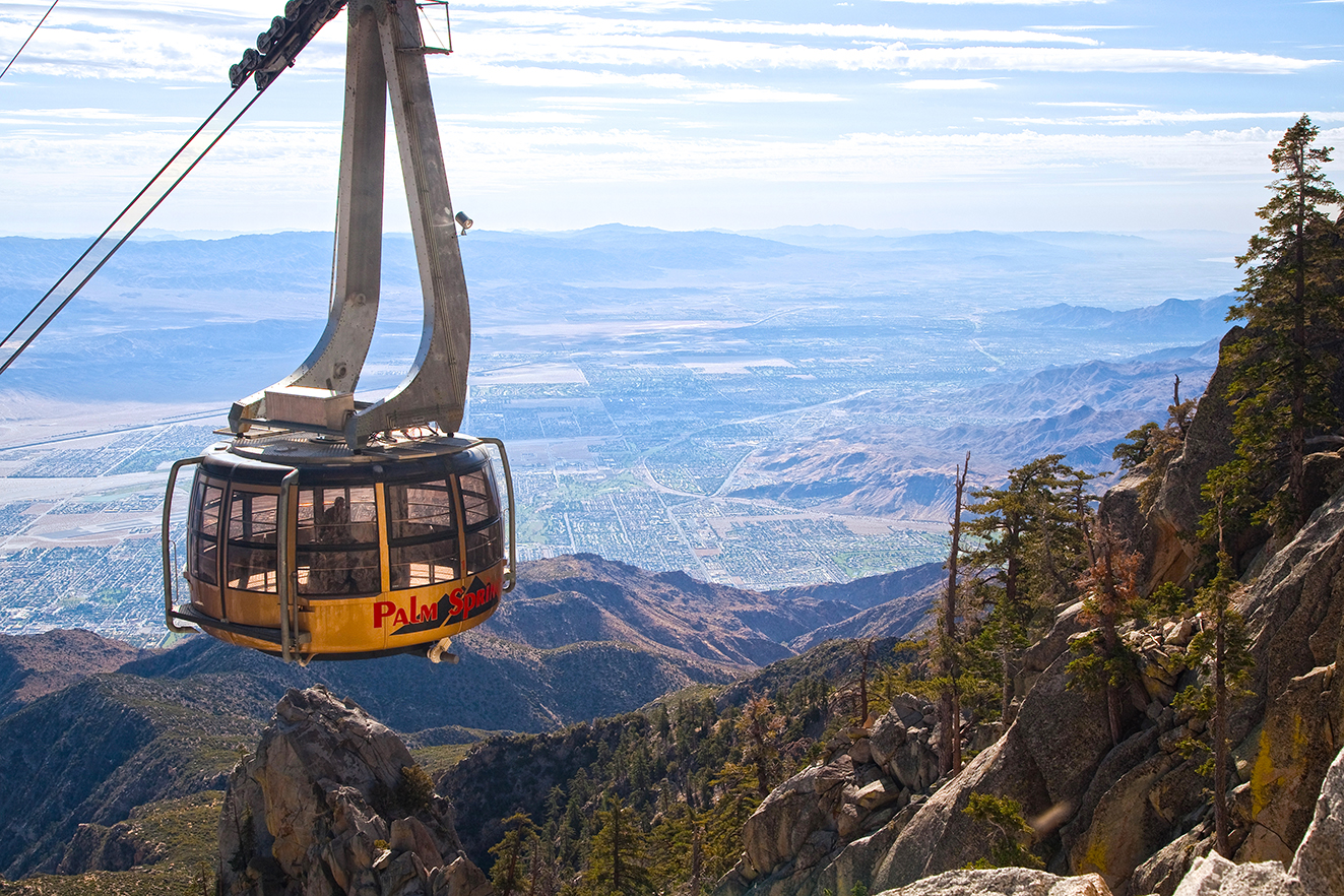 Image result for palm springs aerial tramway
