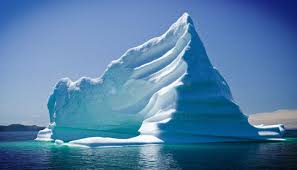 surface iceberg