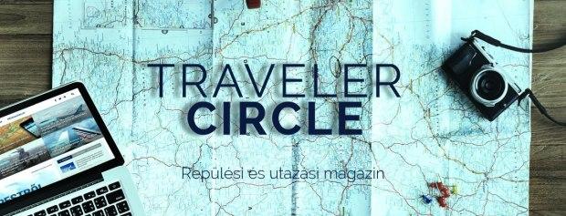 Traveler Circle - repülés és utazás