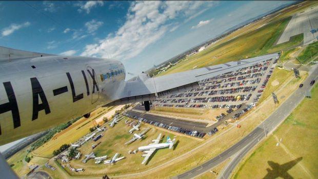 Li-2 Aeropark sétarepülés