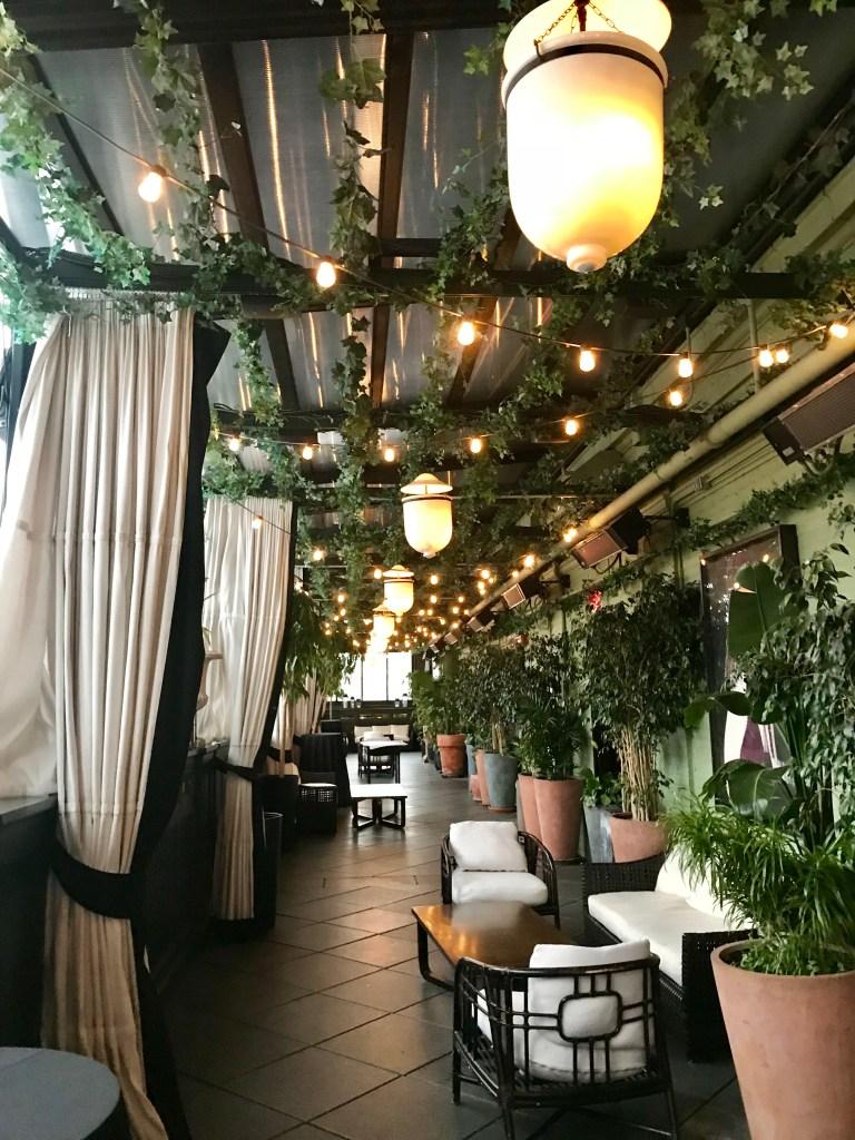 Gramercy Park Hotel, Terrace