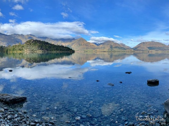 Tranquility of Lake Wakatipu