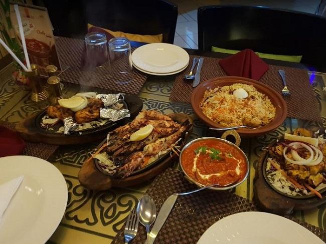 افضل مطعم هندي بالرياض 12 من أفضل المطاعم الهندية بالرياض فهرس السفر