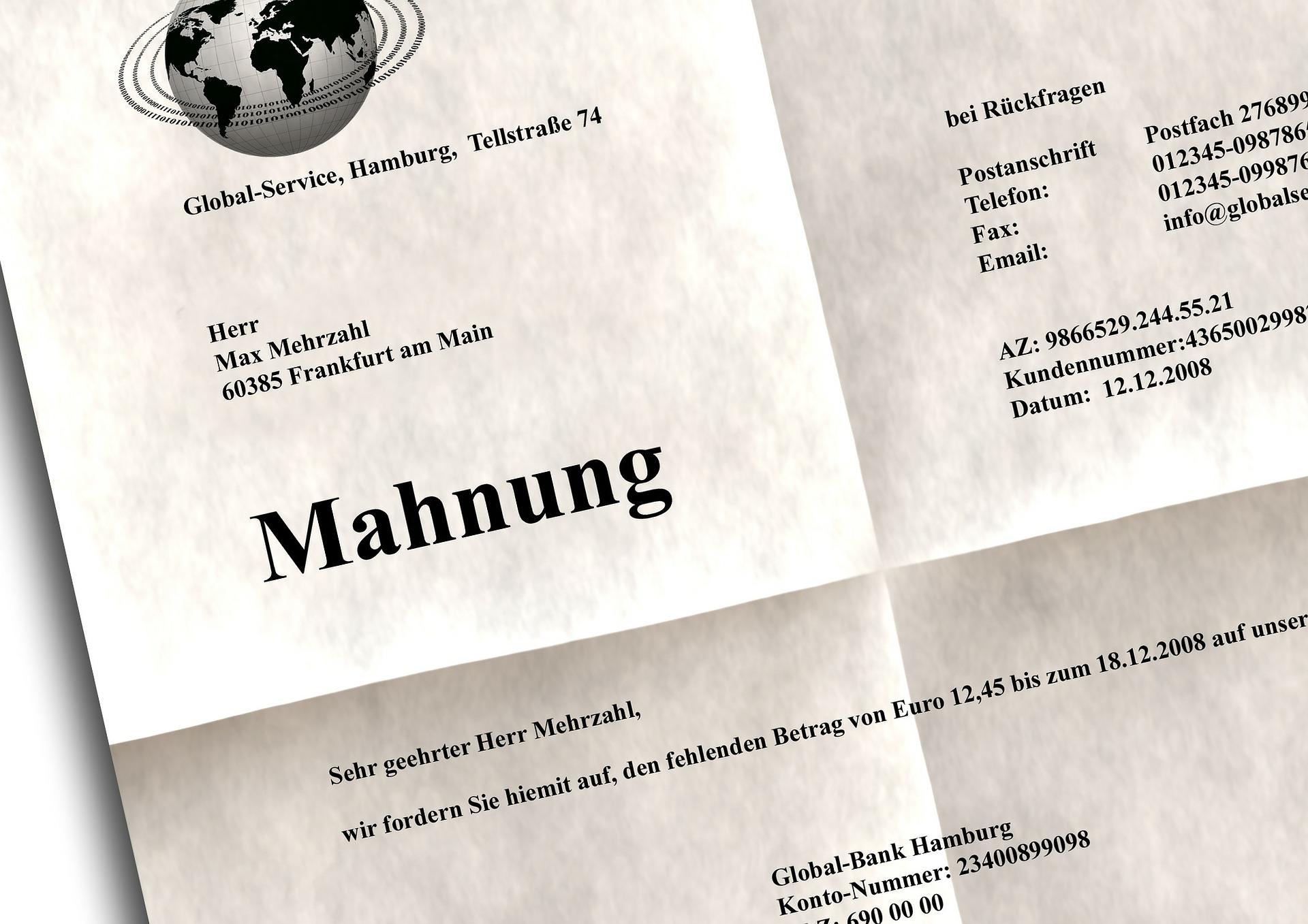 Wie Erkenne Ich Eine Gefälschte Mahnung Schufa öffnungszeiten Berlin