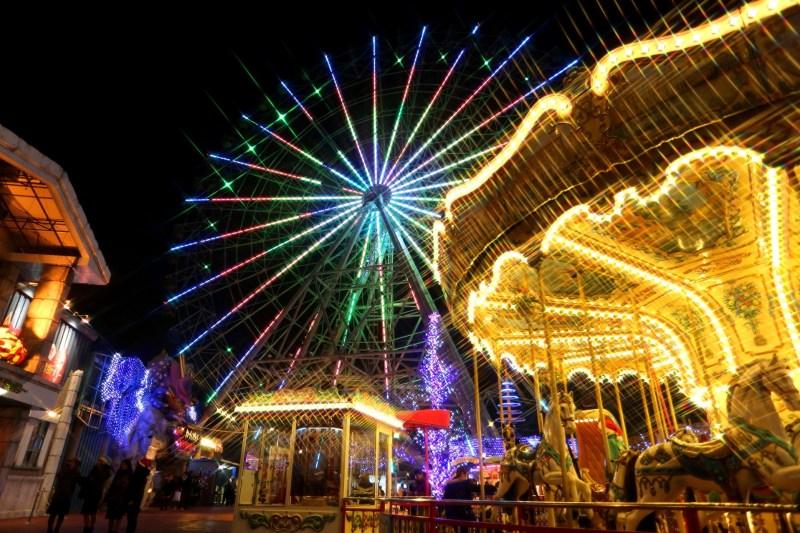 愛知県のクリスマスを存分に楽しもう!オススメデートスポットをご紹介。