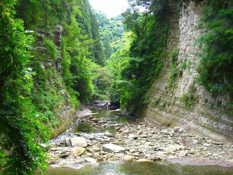 千葉県の養老渓谷の観光おすすめスポットをご紹介。
